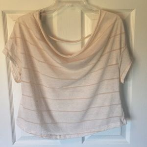 Wet Seal Cropped Top